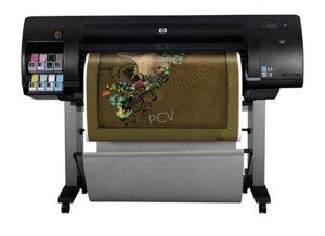 پلاترهای اچ پی- HP designjet Z6200 42