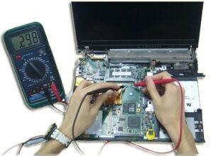 تعمیرات مادربرد لپ تاپ های اچ پی