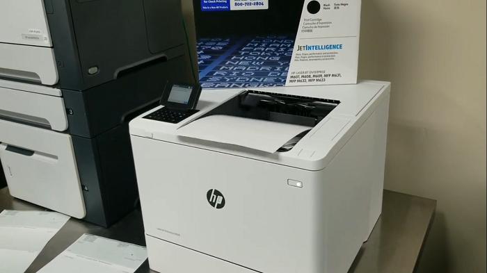 تعداد چاپ در پرینتر های تک کاره ی HP