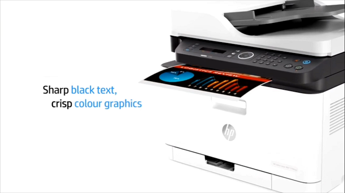 پرینتر لیزری HP Laserjet MFP 179FNW