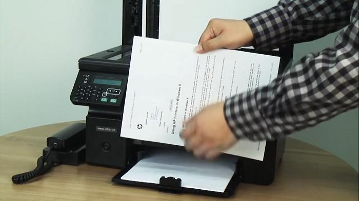 اتصال دستگاه فاکس به سیستم عامل ویندوز