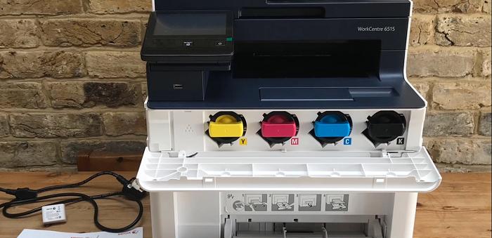 پرینتر لیزری رنگی HP